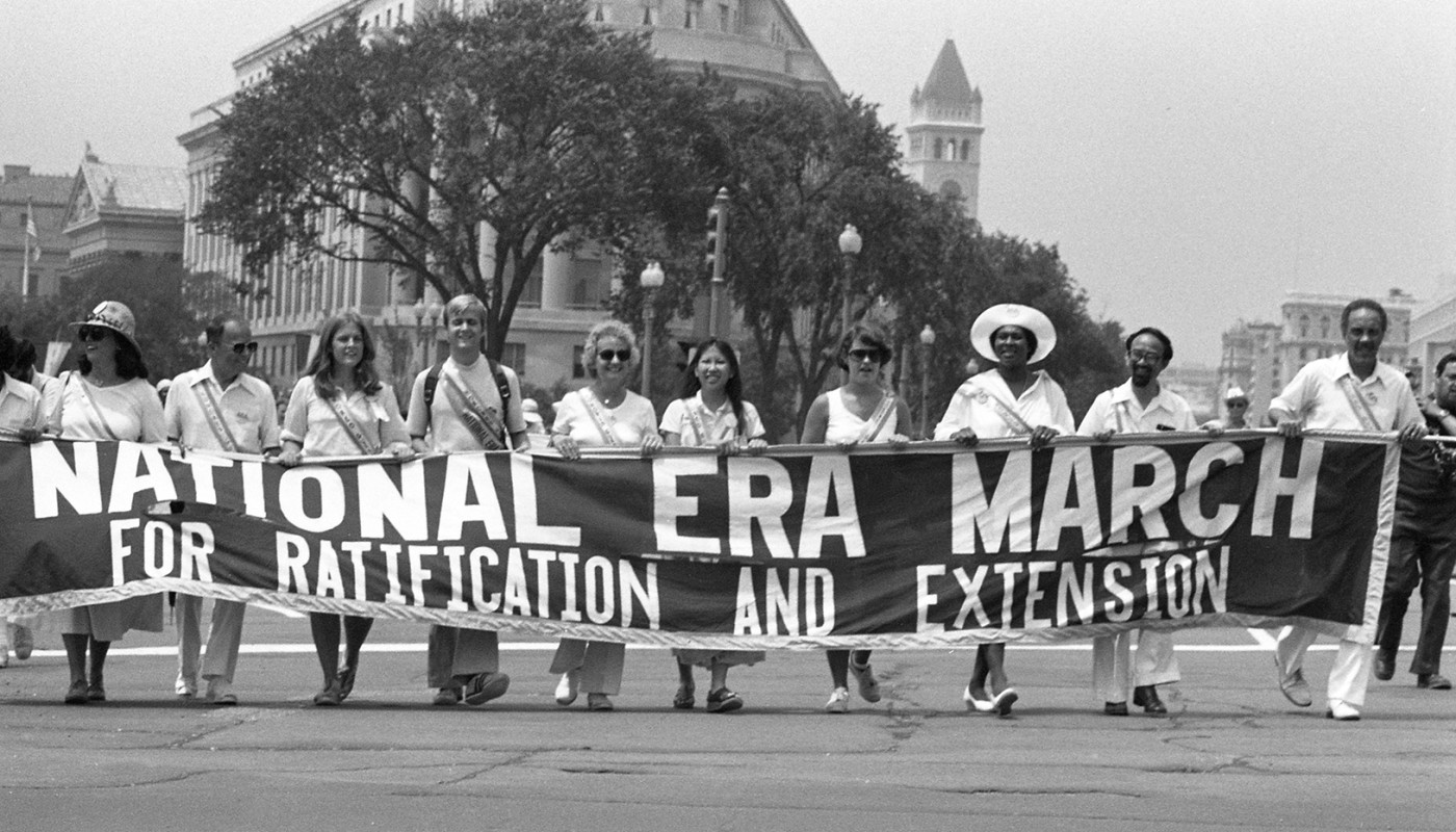 The Equal Rights Amendment Explained